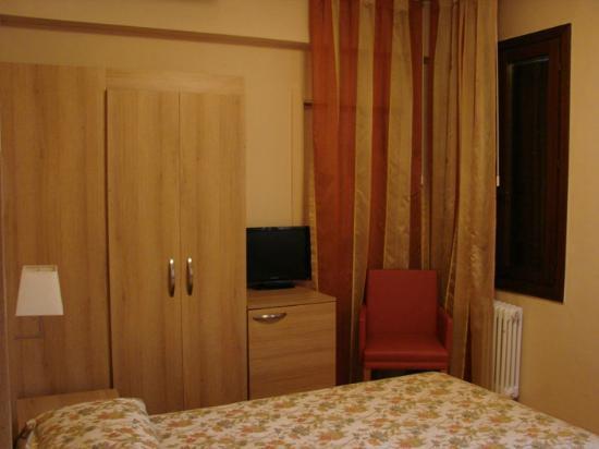 Hotel Al Santo: Habitación