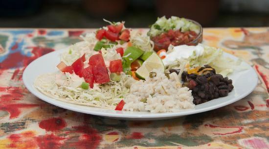 Chimayo En El Dia: Fish Tacos!