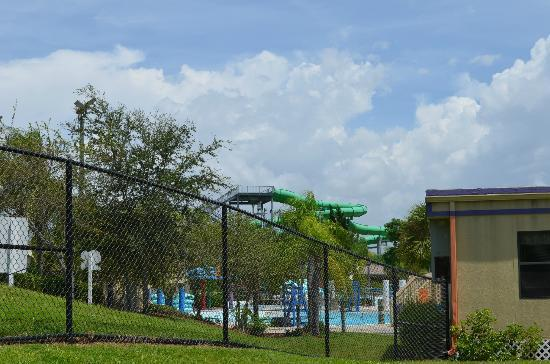Cape Coral, FL: Another view of a slide.