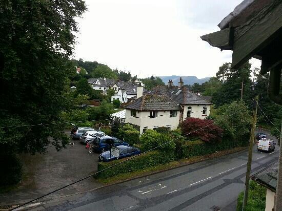 Burnside B&B: View from room 4