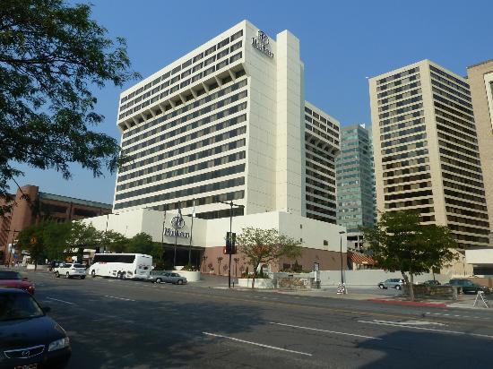Salt Lake City Hotels Hilton City Center Salt Lake Html