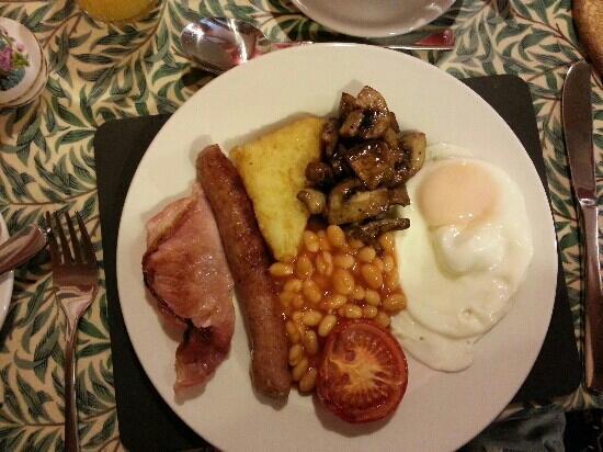 Burnside B&B: Lovely cooked breakfast