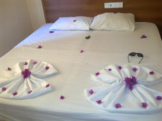 Nur Apart: lovely room decoration