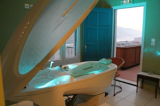 Aegialis Hotel & Spa: Spa afdeling