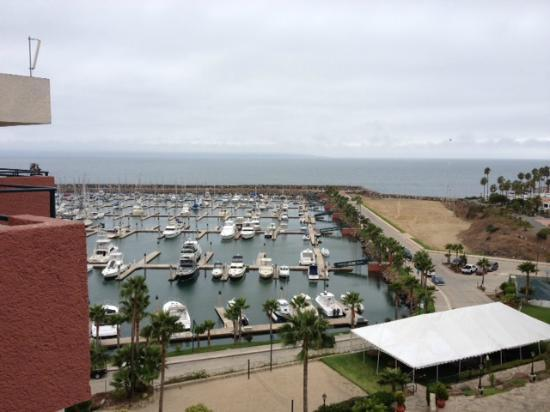 Hotel Coral & Marina: View from Room