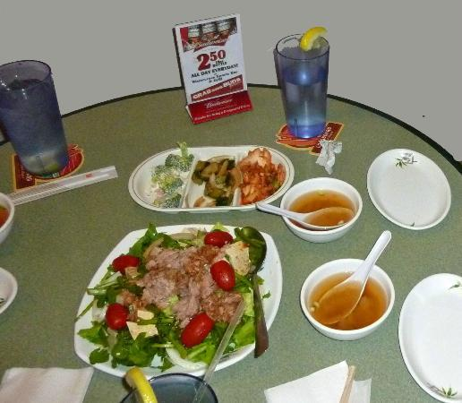 """Tour Da Food: The """"real"""" lunch !"""