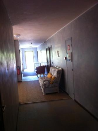 Hotel Cyrnea: couloir