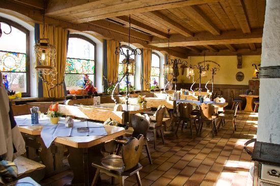 Sonthofen, Germany: Restaurant