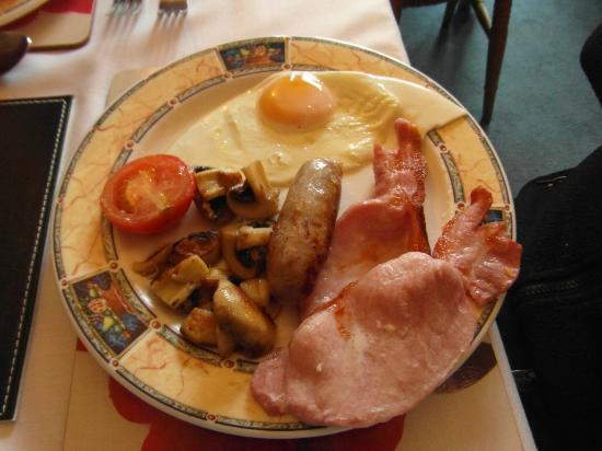 Patterdale, UK: Full English Breakfast?!