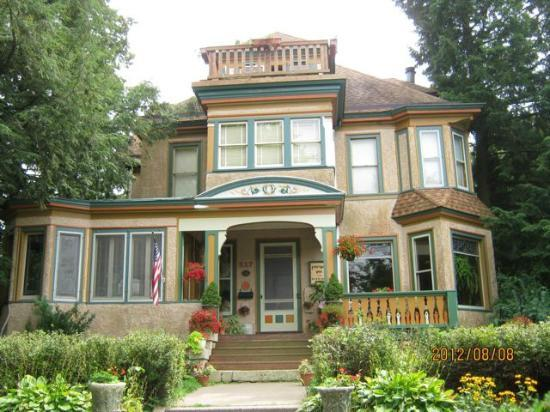Viroqua Heritage Inn: Eckhardt House