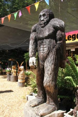 Avenue of the Giants: The Legend of Bigfoot