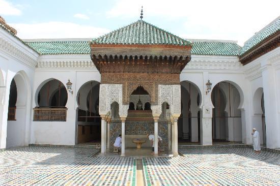 Image result for Al-Qarawiyyin