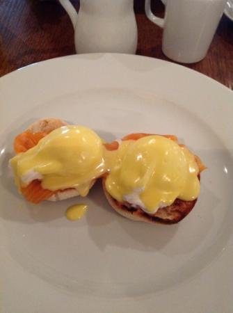 The White Star Tavern: 朝食は美味しかったです