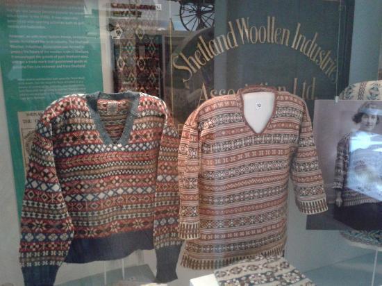 Knitting Holidays Scotland : Image gallery shetland knitting