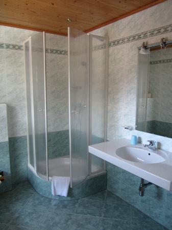 Stotterhof: bagno