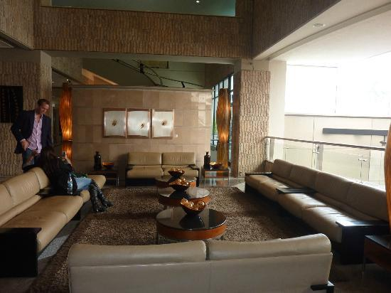 Sheraton Quito: Lounge area