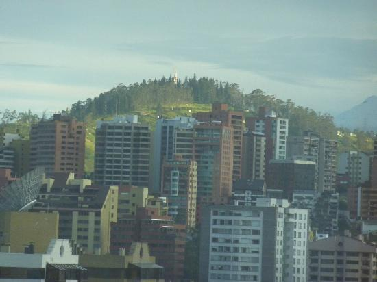 Sheraton Quito: View