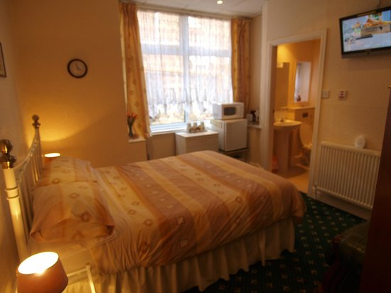 Waverley House Apartments: Ground Floor flat 3 a double ensuite