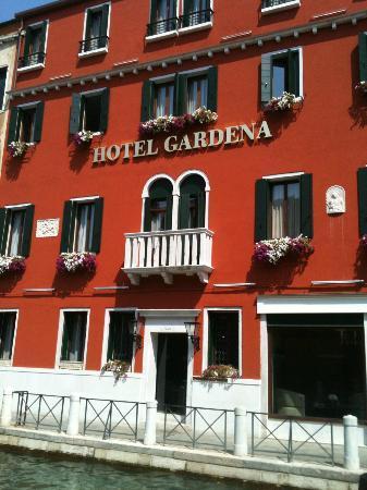 Front Of Hotel Gardena