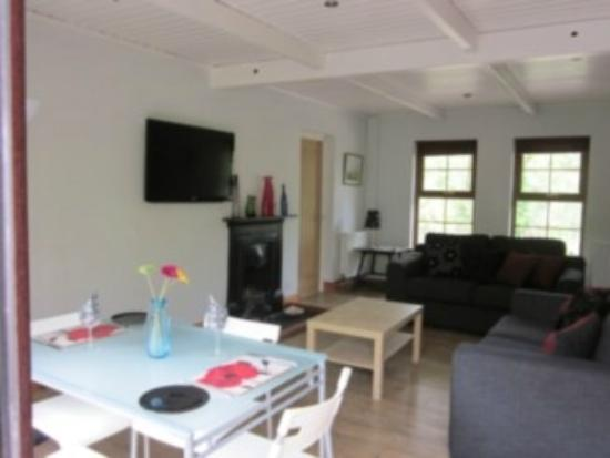 Beech Lodge: Dining area