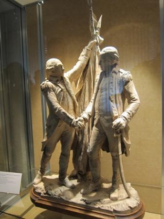 Musée Bartholdi : Lafayette G Washington