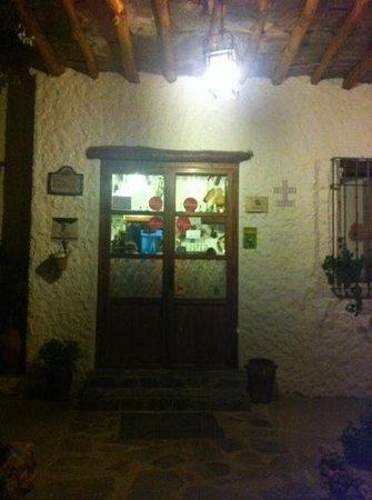 Yegen, إسبانيا: Entrada del Rincón de Yegen