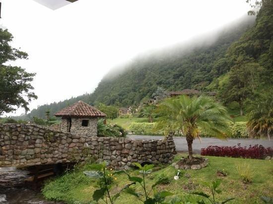 Sabor Escondido: view