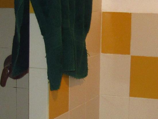 Extempora: Las toallas...un poco desgastadillas, quiero pensar que no es el standard de calidad en la zona.