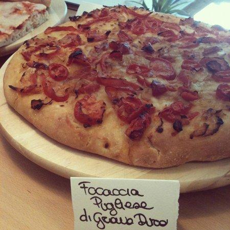 L'Altro Forno: Pizza pugliese