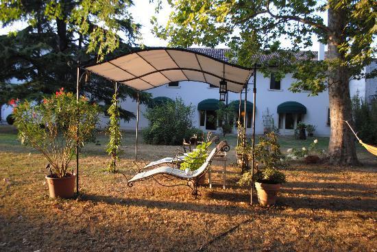 Relais Ca' Maffio: Idyllic garden