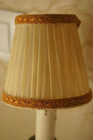 Hotel Rigel: Room lamp