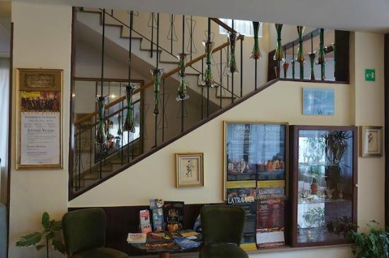 Hotel Rigel: Stairways
