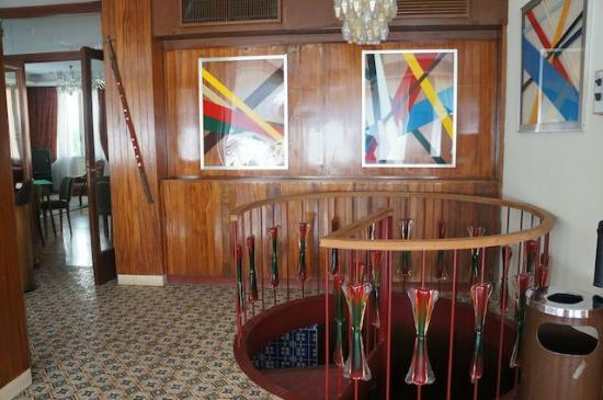 Hotel Rigel: Lobby