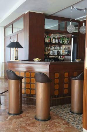 Hotel Rigel: Lobby bar