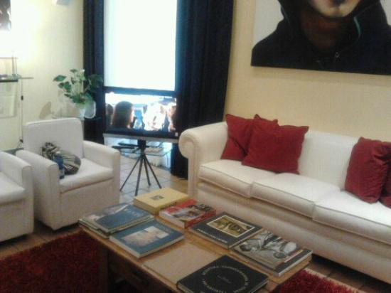 Locanda Cairoli: Salón