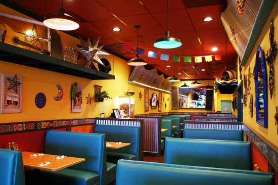 sombrero mexican kitchen: Main Dining Room