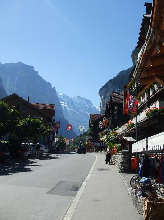 Camping Jungfrau: Lauterbrunnen