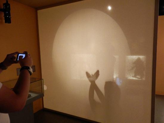 Museu del Cinema: Sala de las sombras
