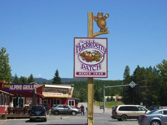 The Huckleberry Patch Cannery, Restaurant, & Gift Shop: The Huckleberry Patch--Since 1949