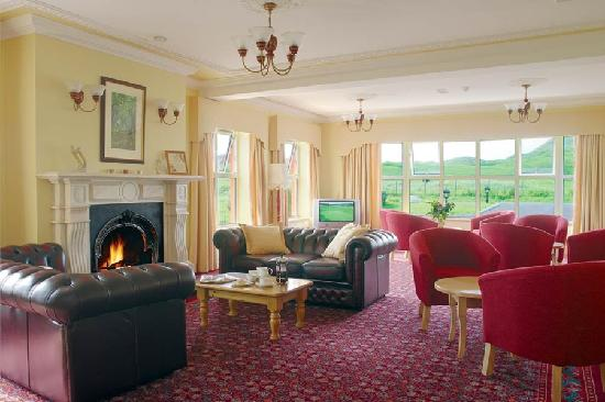 Cashen Course House: Lounge