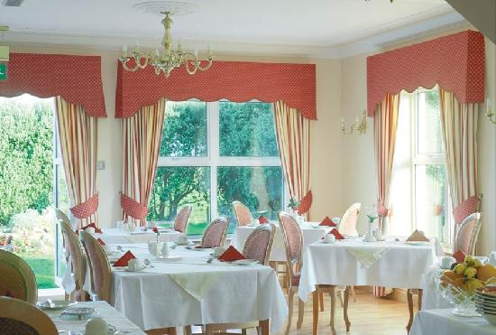 Cashen Course House: Dining Room