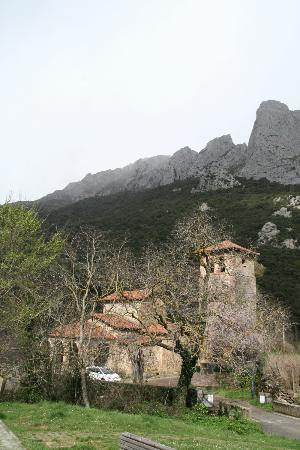 Iglesia de Santa Maria de Lebena: Vista general
