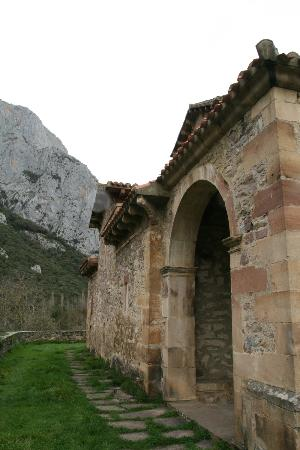 Iglesia de Santa Maria de Lebena: Fachada