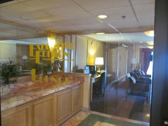 Holiday Inn San Antonio International Airport: Executive center on the 11th floor