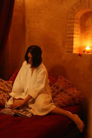 Spa Laaroussa : Moment of relaxation