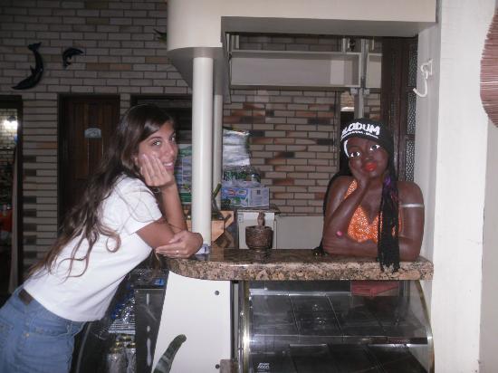 Hotel Pousada Silene: quincho