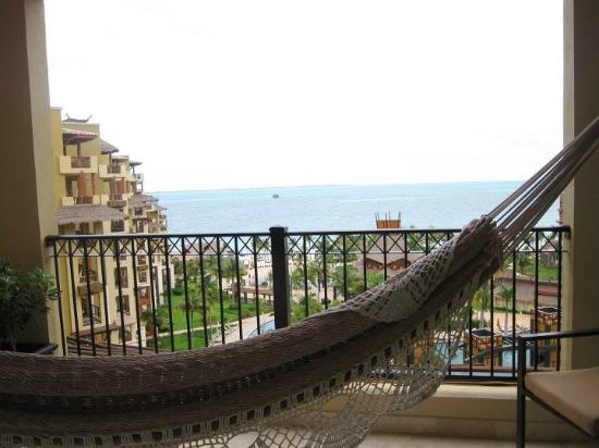 Villa del Palmar Cancun Beach Resort & Spa: view from our balcony.. the hammock was great!!