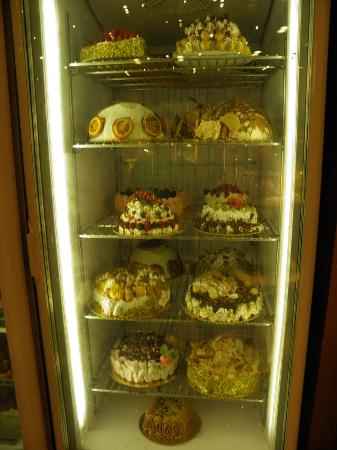 Las Palmas Gelateria : ice cream cakes
