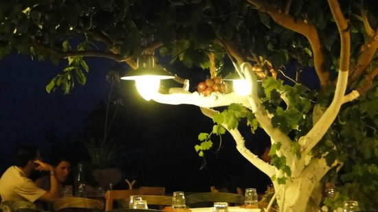 Gramboussa: notturno
