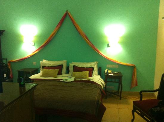 Hotel Rawalkot Jaisalmer: The room